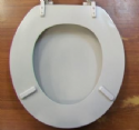 Bemis Old Colour Toilet Seat - Whisper Grey - 03065690